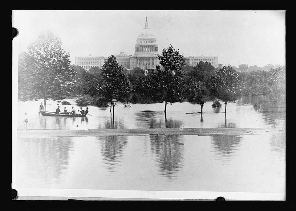 Washington DC Flood