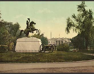Orange Park Mall >> Lafayette Square | Andrew Jackson Statue | DC Walkabout